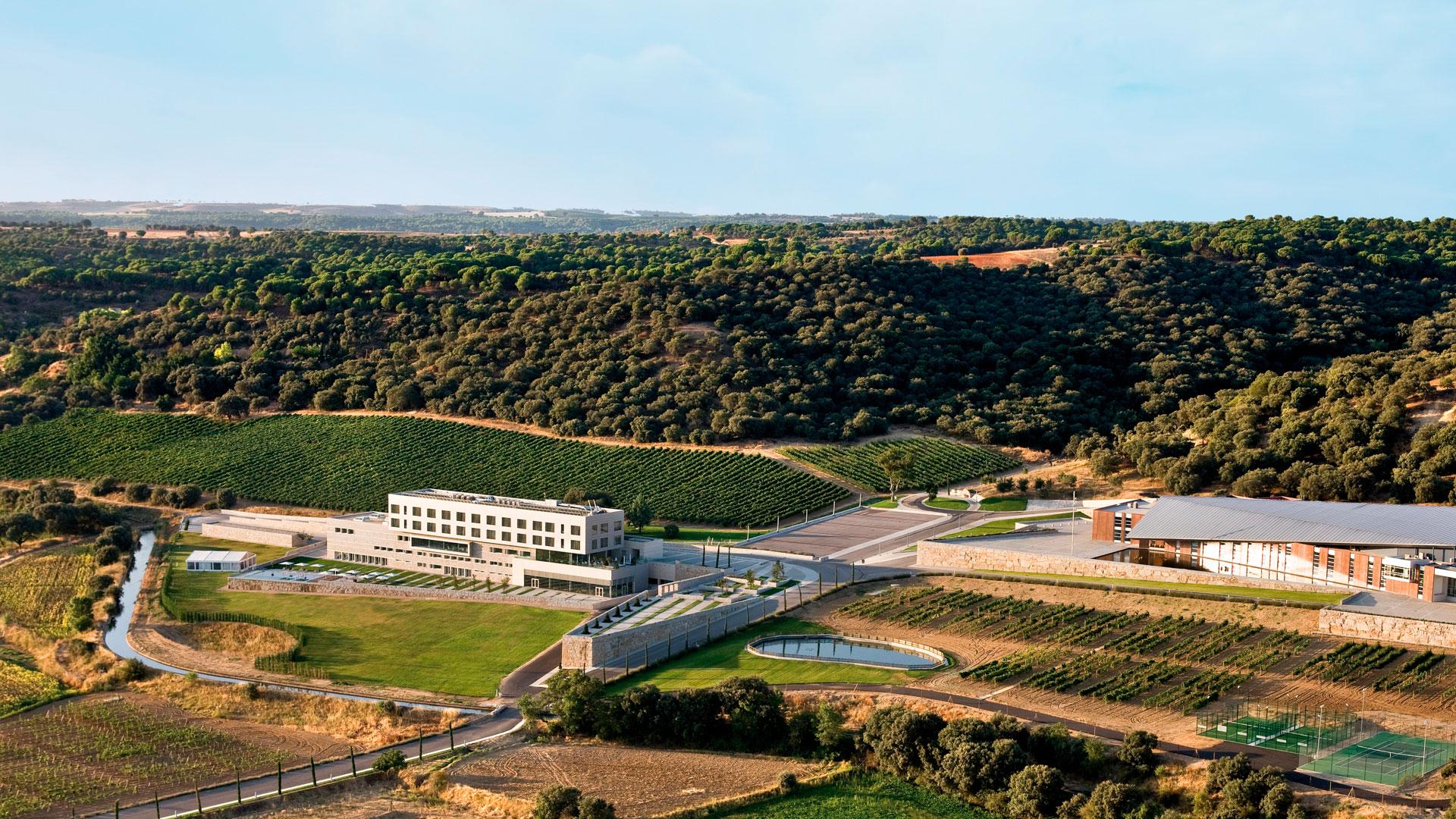 Imagen del hotel Valbusenda en Zamora