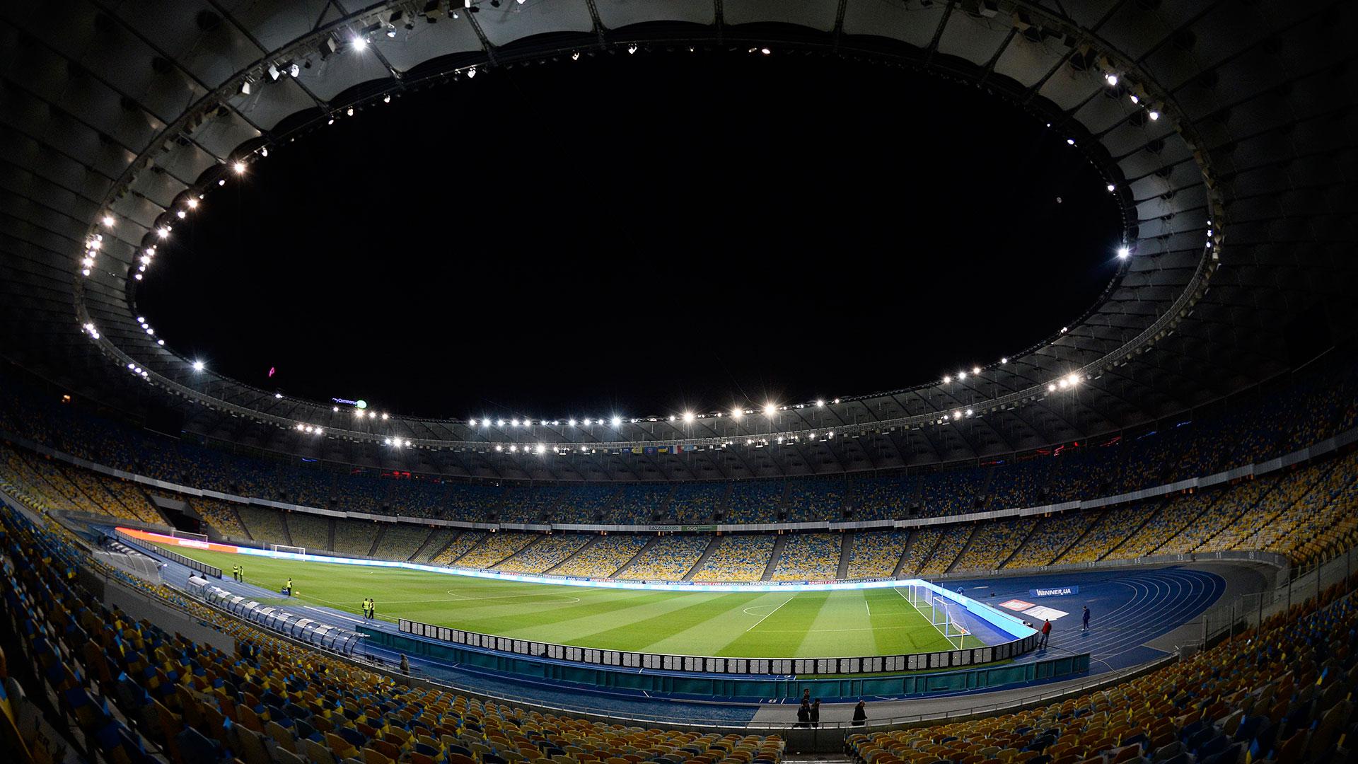 Kiev capital Eurocopa hero asset