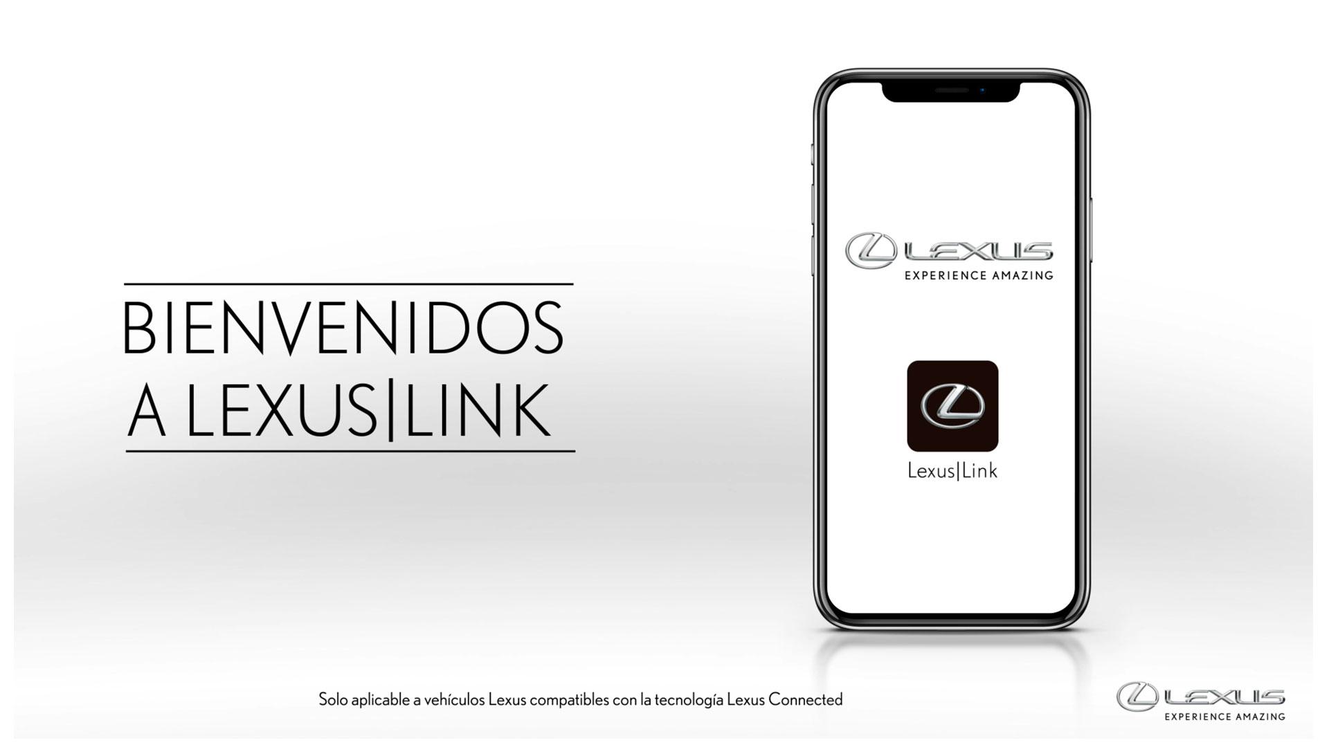 Lexus Link hero asset