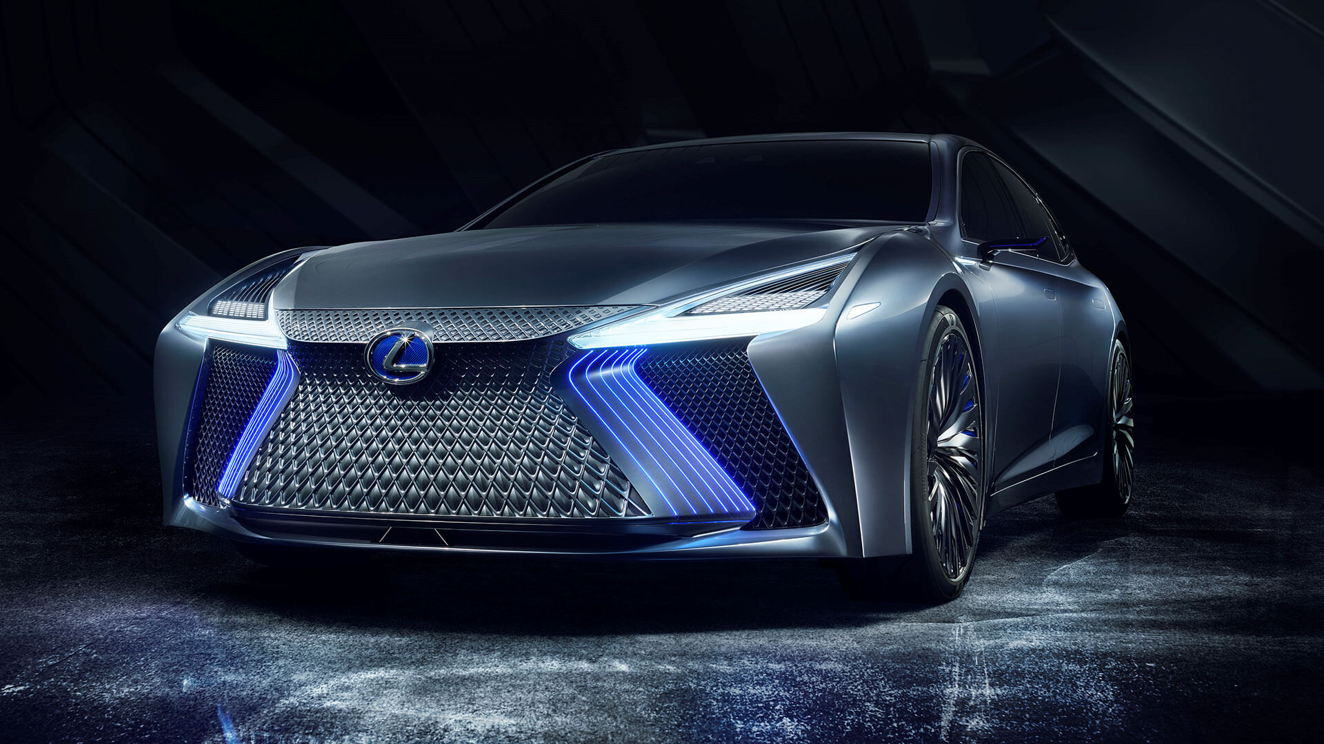 lexus ls concept tokyo motor show gallery 002