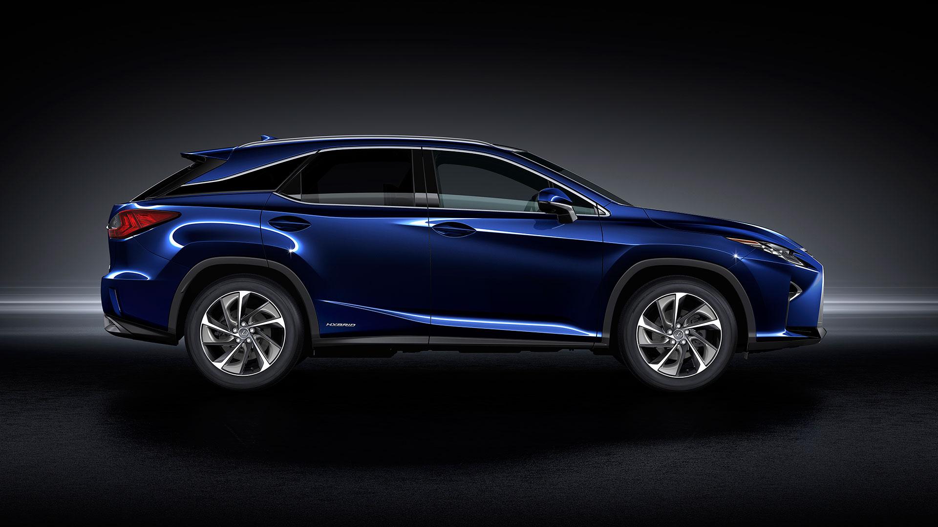 Nuevo RX 450h 2015 hero asset