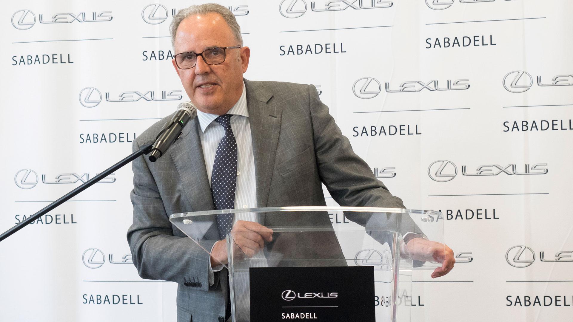 Lexus Sabadell recibe el Premio Kiwami 2017
