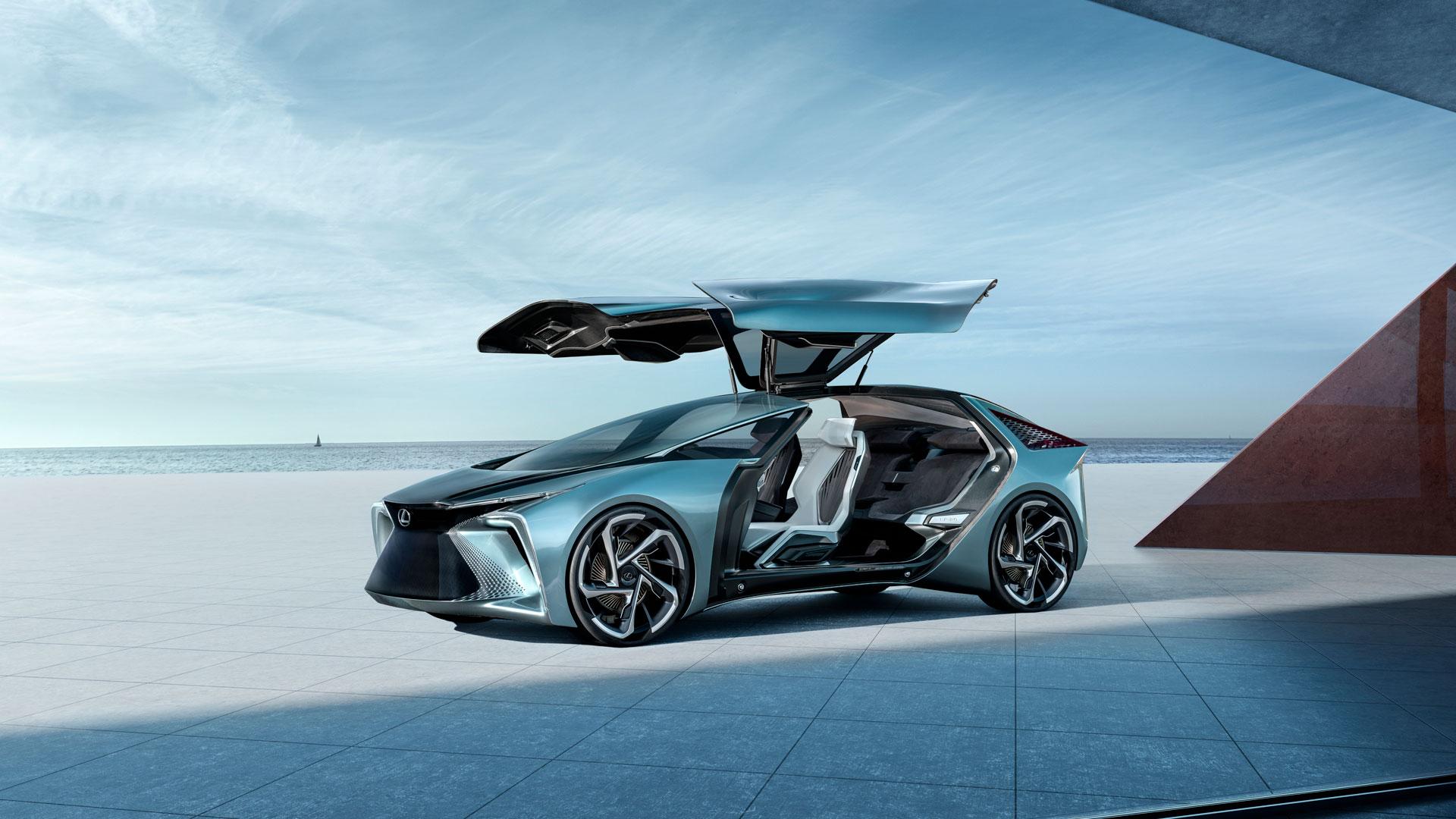 Lexus presenta el lf 30 hero asset