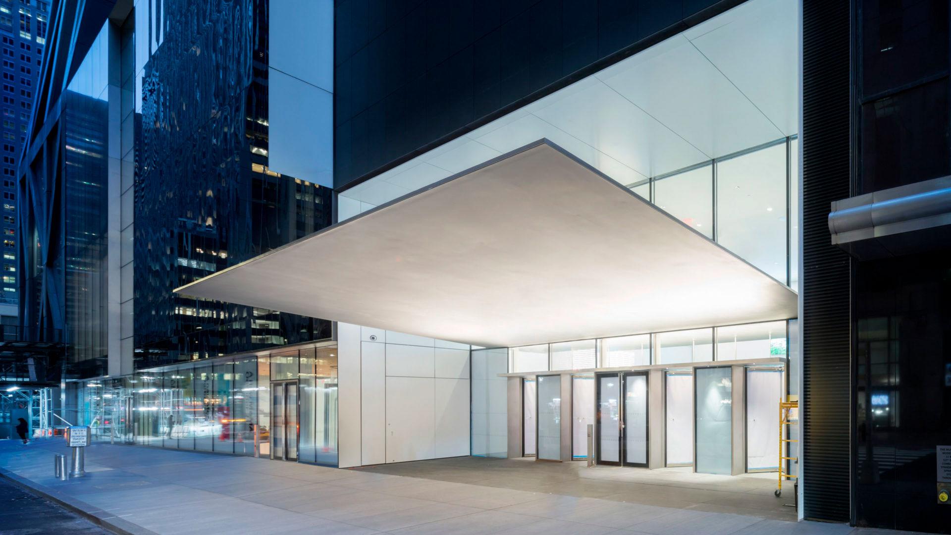 Imagen del Museo de Arte Moderno de Nueva York