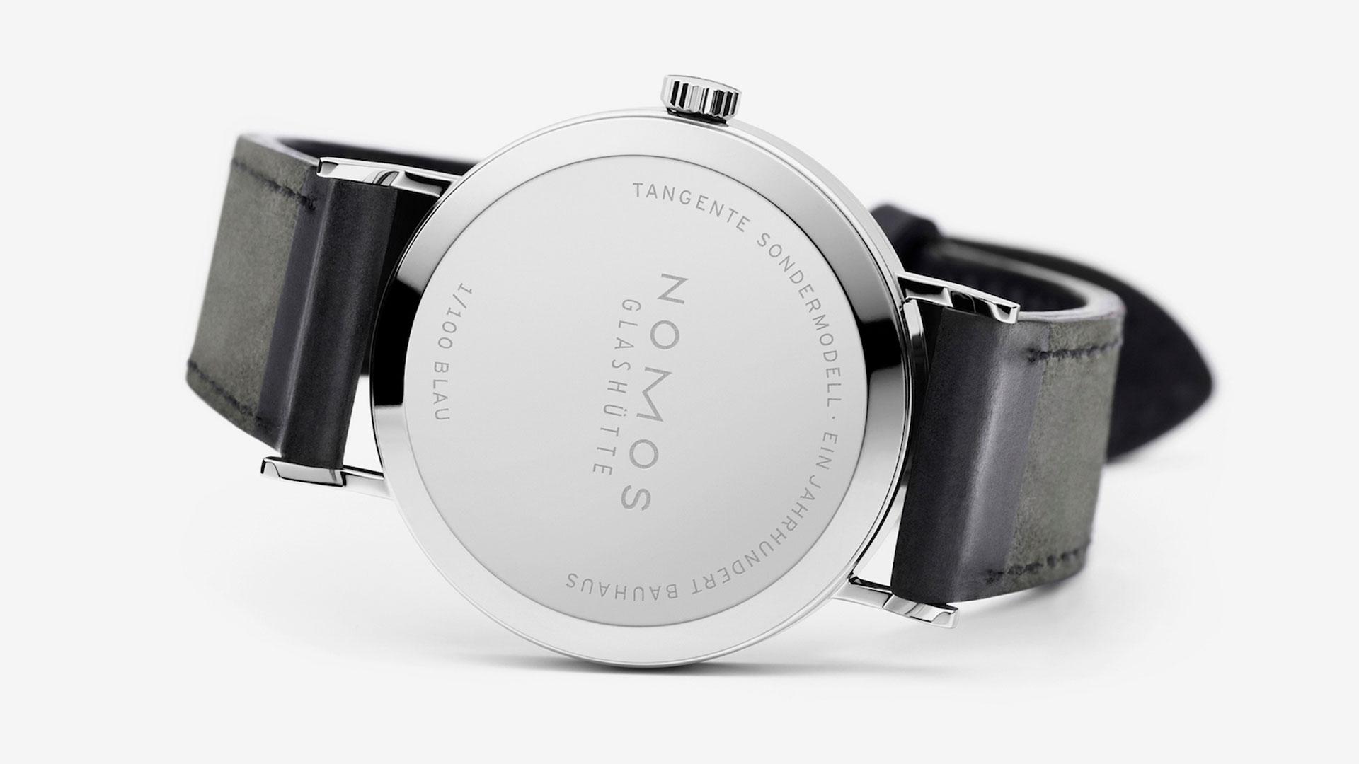 Imagen de los modelos de reloj Tangente de la marca NOMOS Glashütte