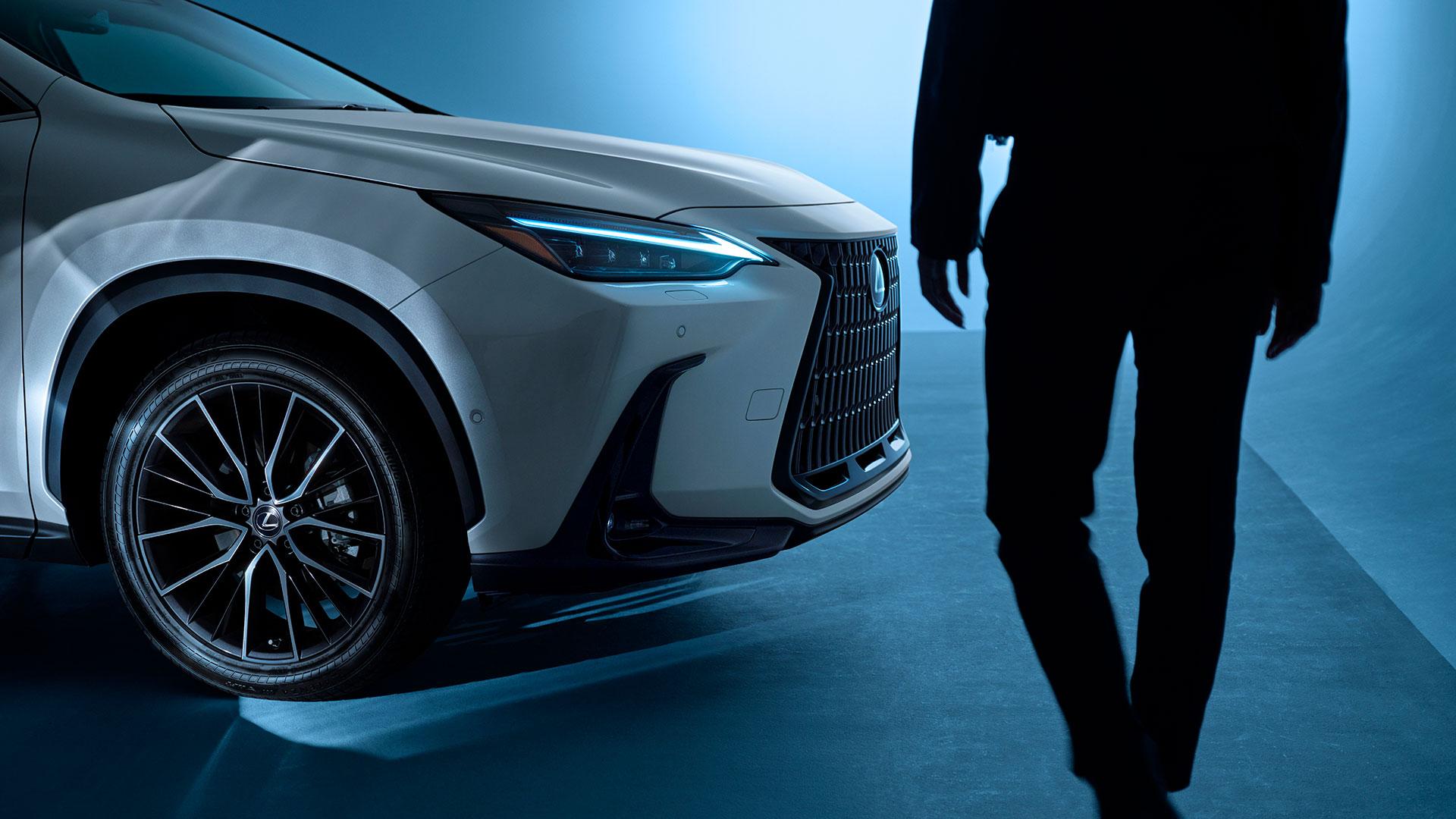 Imagen del Lexus NX