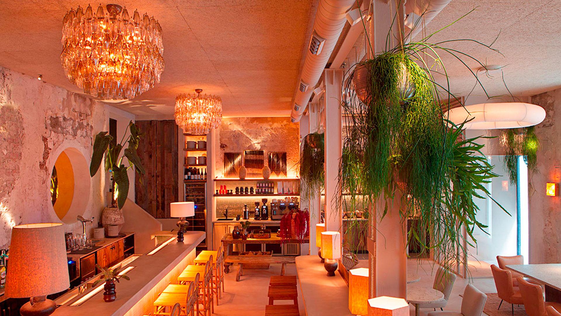 Imagen del restaurante Aüakt en Madrid