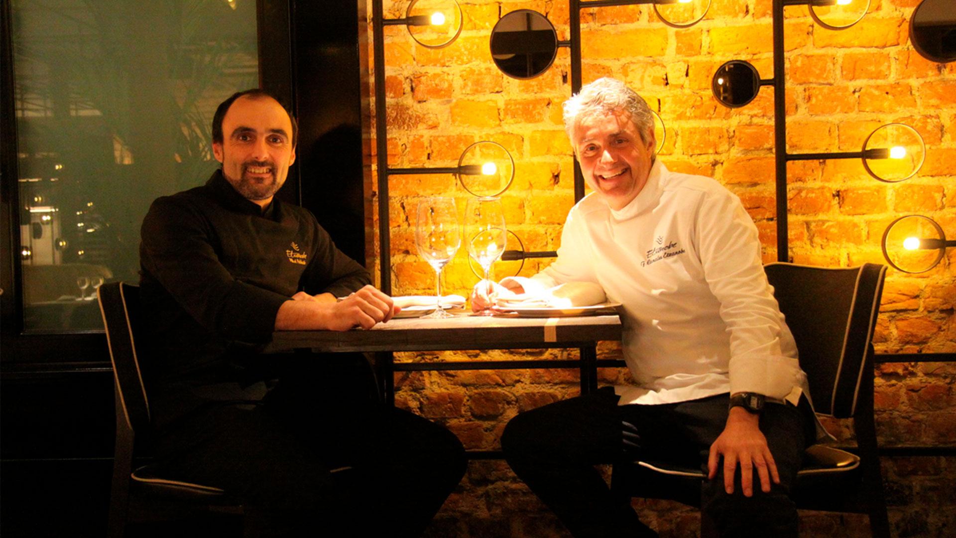 Imagen del restaurante Etxanobe en Bilbao