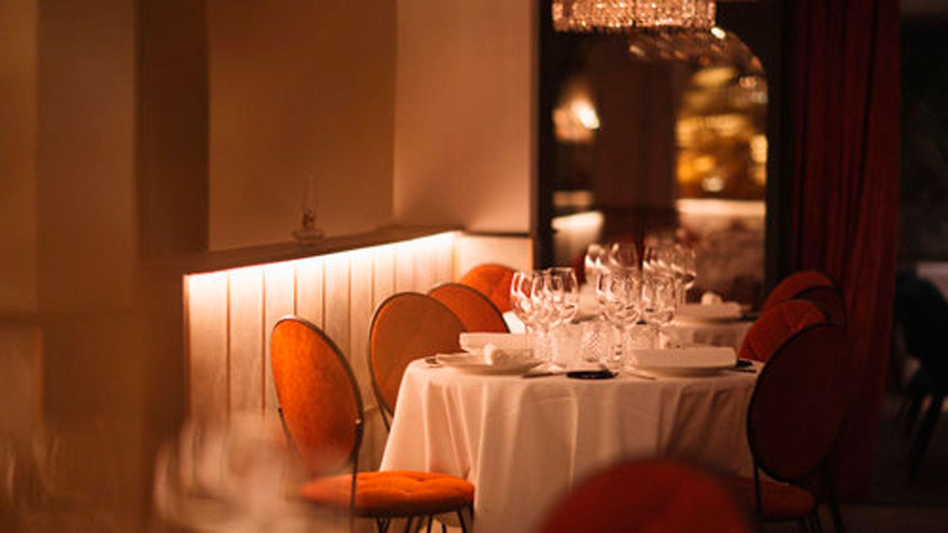 Imagen del restaurante Pólvora en Madrid