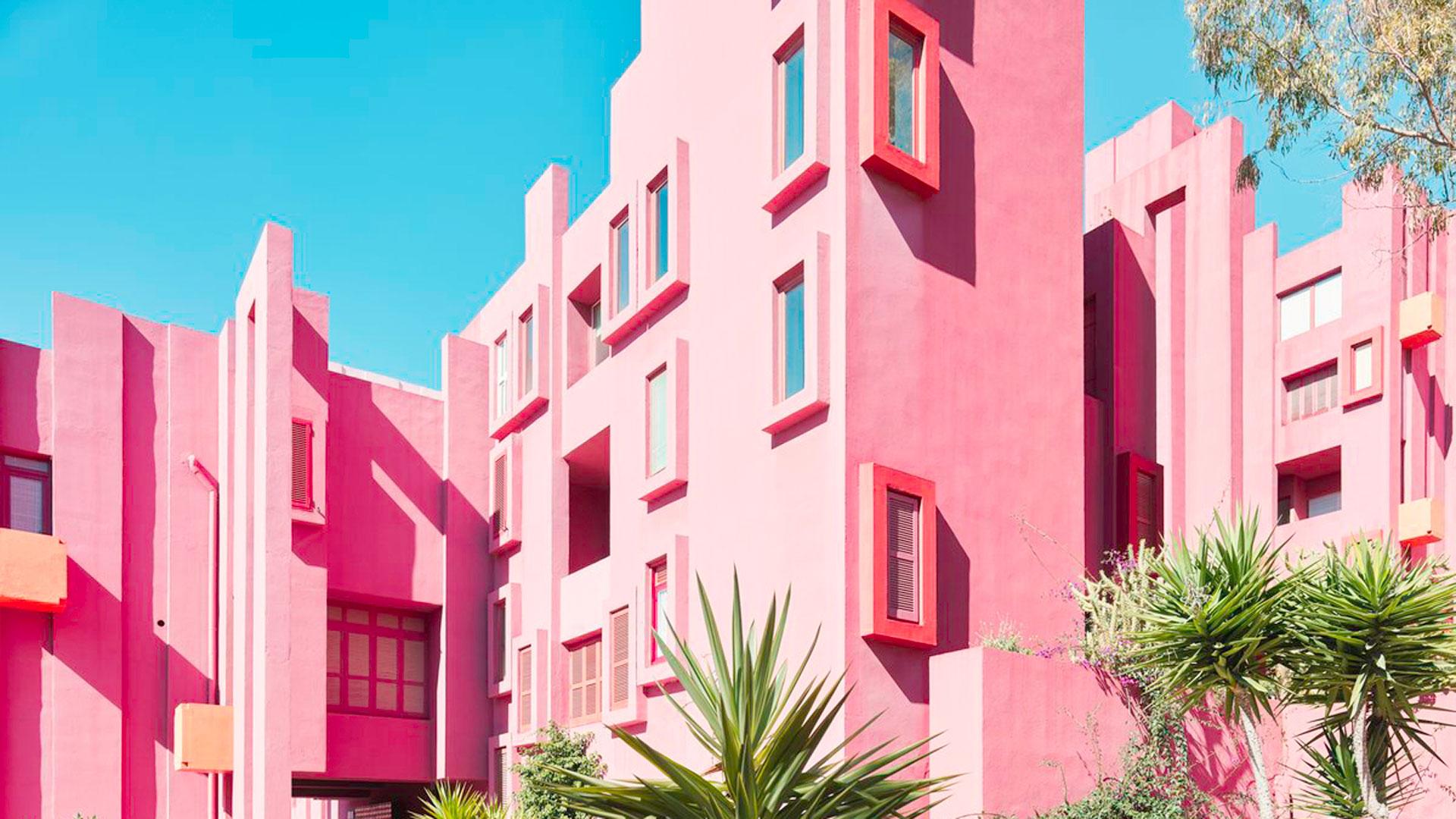 Imagen del libro Ricardo Bofill Visions of Architecture