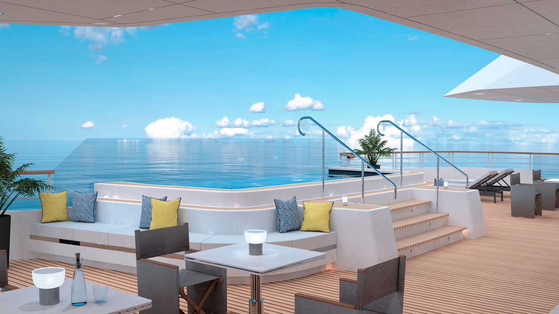 Imagen del yate Evrima de Ritz Carlton Yacht