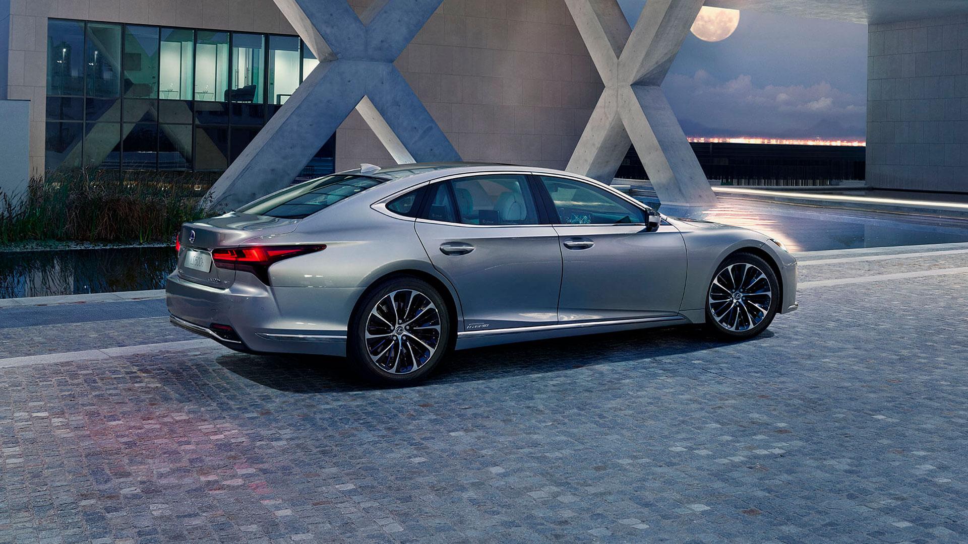 Imagen del Lexus LS