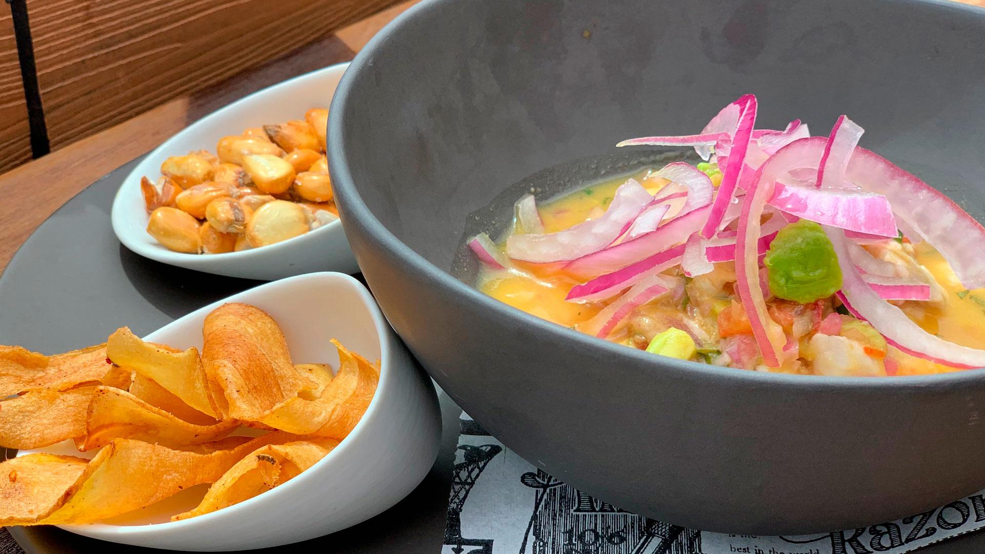 Imagen del restaurante Doñaluz