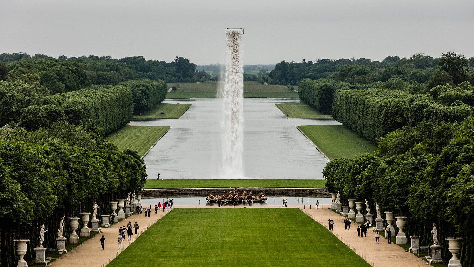 Versalles era una fiesta hero asset