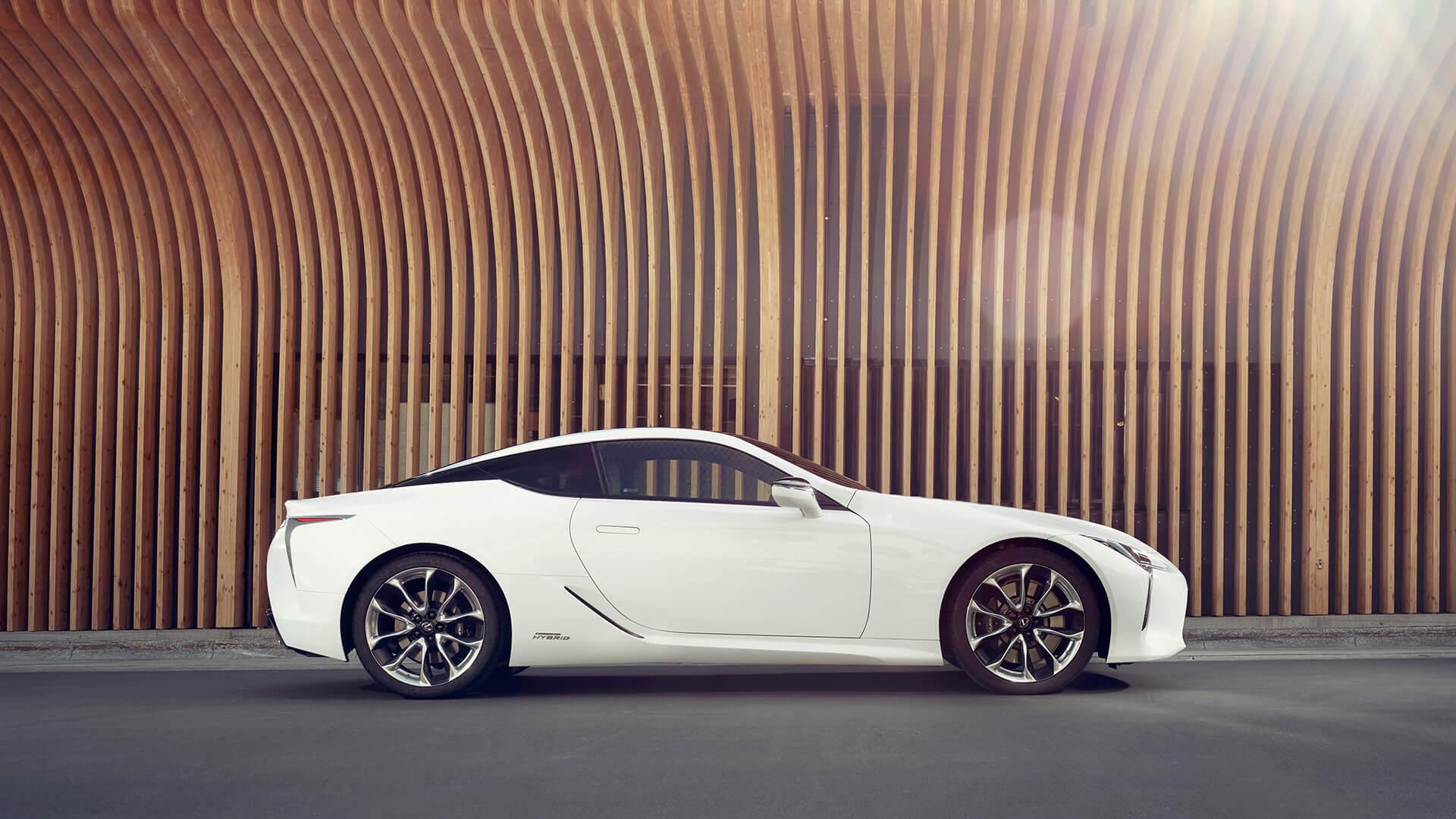 2018 lexus lc hybrid4