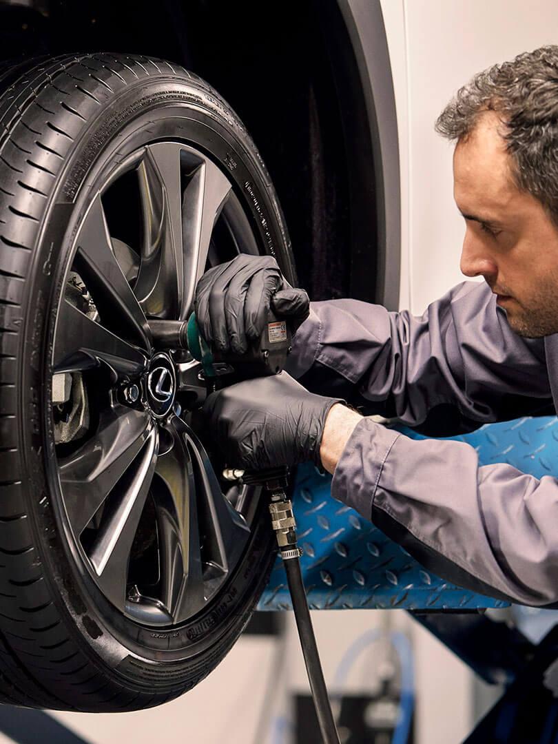 2020 lexus summer tyres