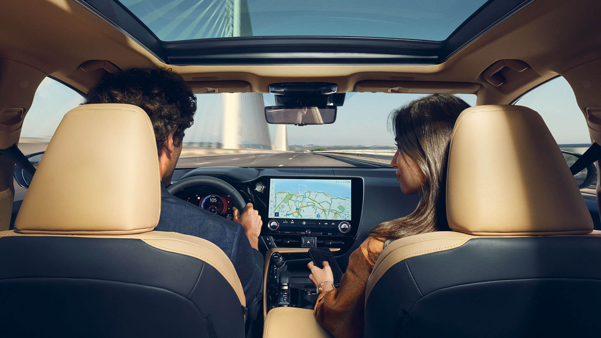 2021 lexus nx experience interior back cabin sound design