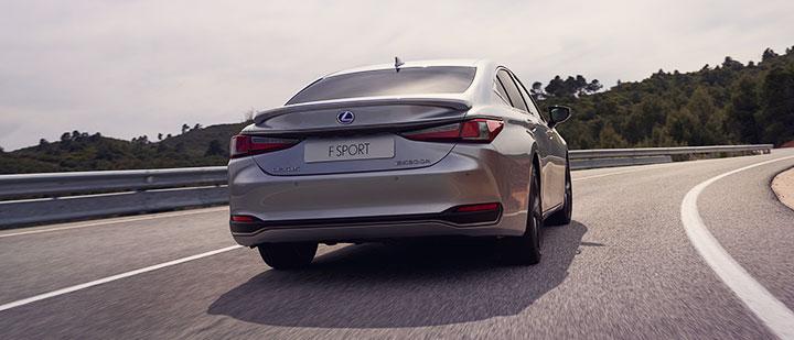 2022 lexus es overview promo tiles outstanding fuel consumption