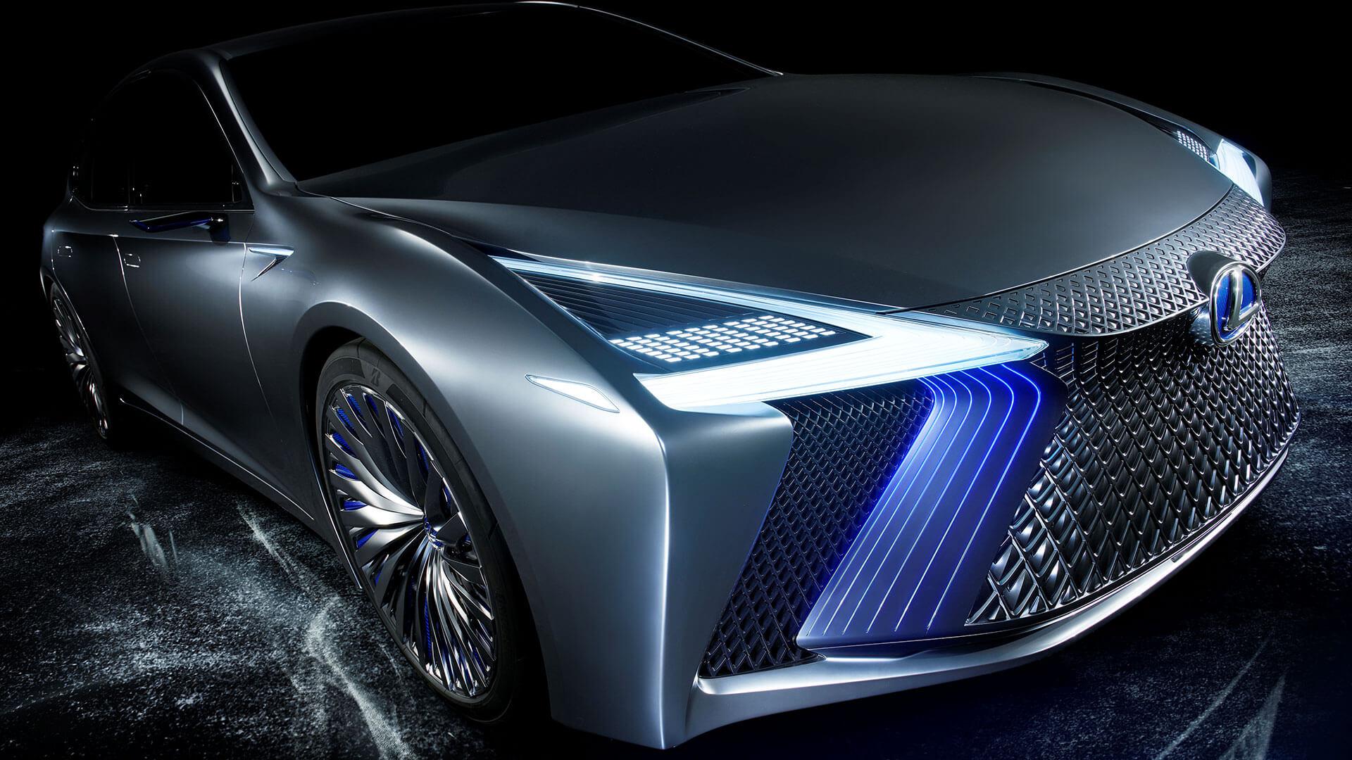 lexus ls concept tokyo motor show gallery 014