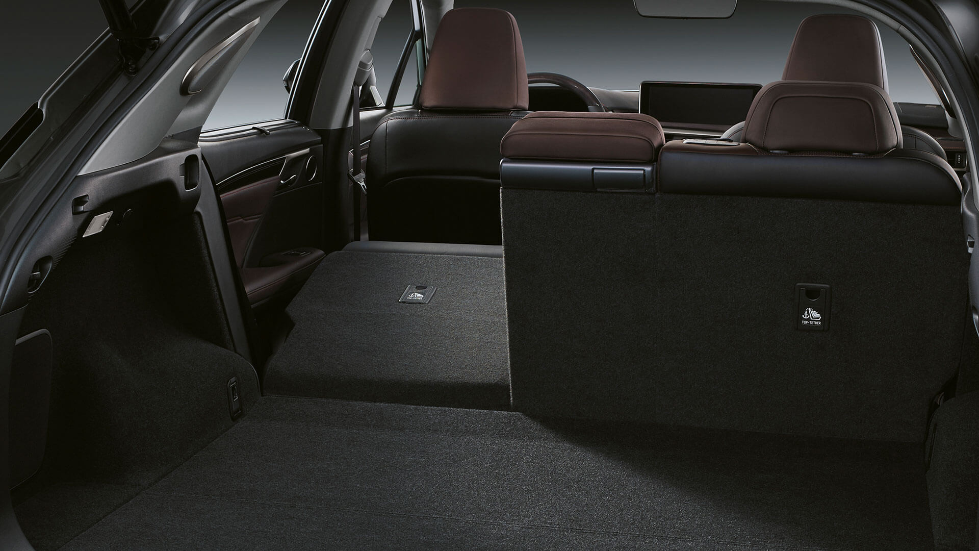 2019 lexus rx hotspot flexible space