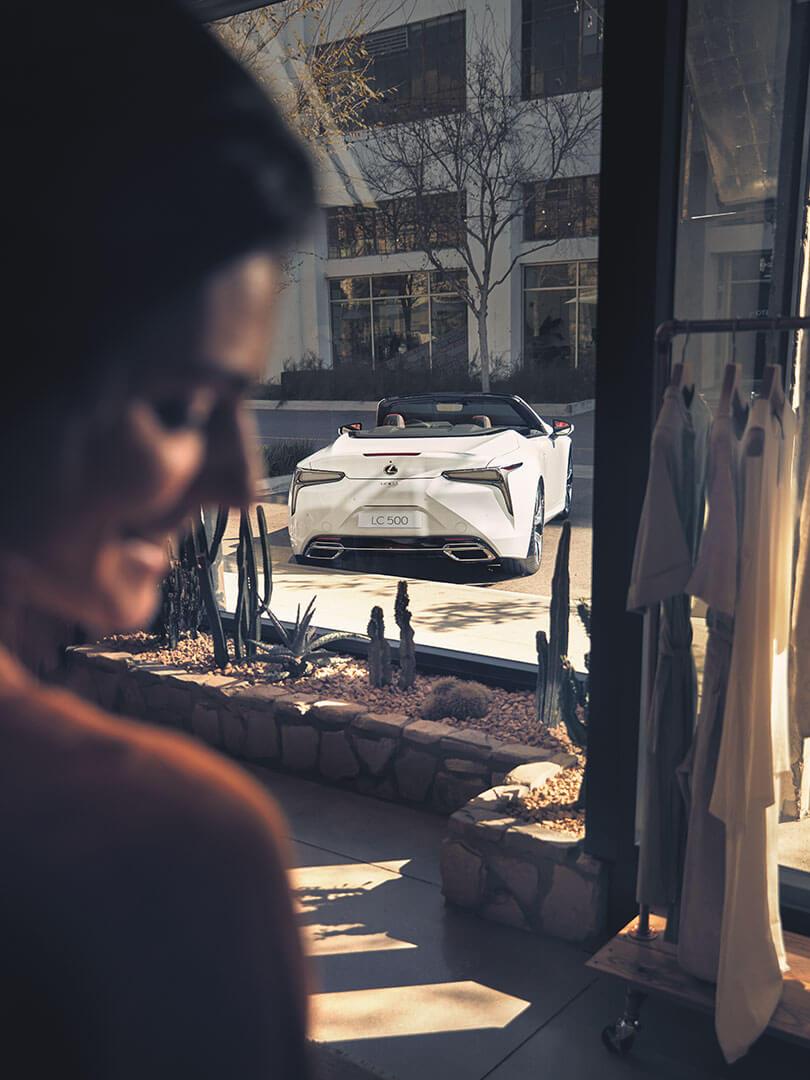 2020 lexus lc convertible slr brave design