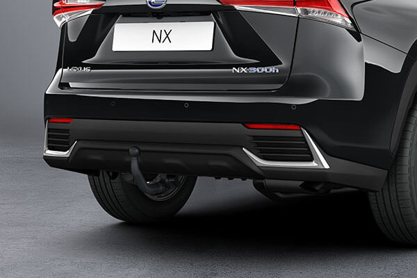 2020 lexus suv nx accessories detachable towing hitch 3x2