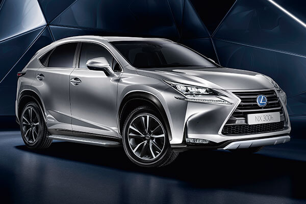 2020 lexus suv nx accessories side step 3x2