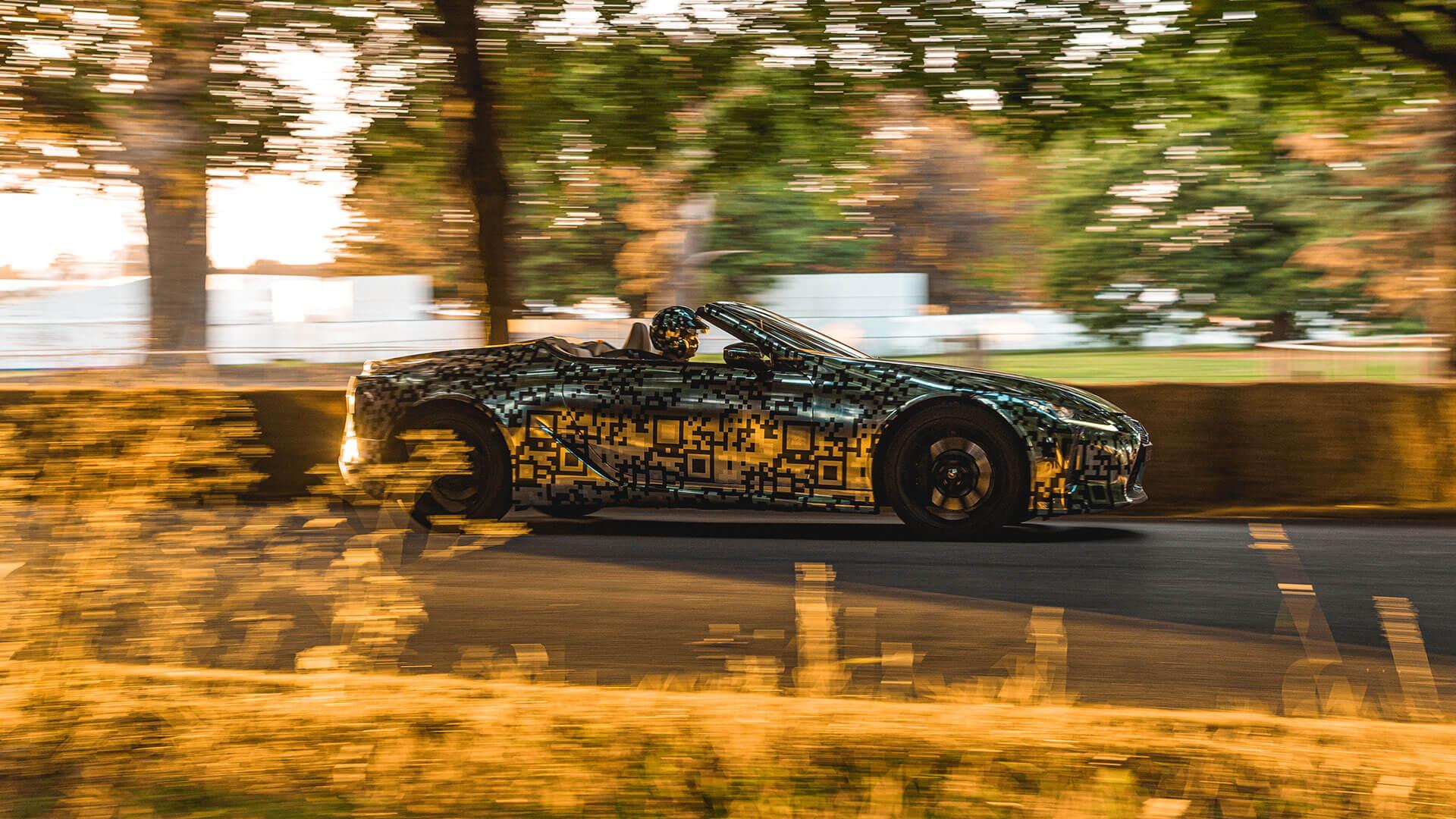 Lexus LC Convertible 03 Gallery Item Image