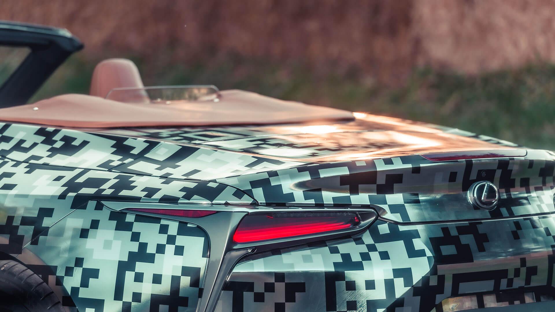 Lexus LC Convertible 05 Gallery Item Image