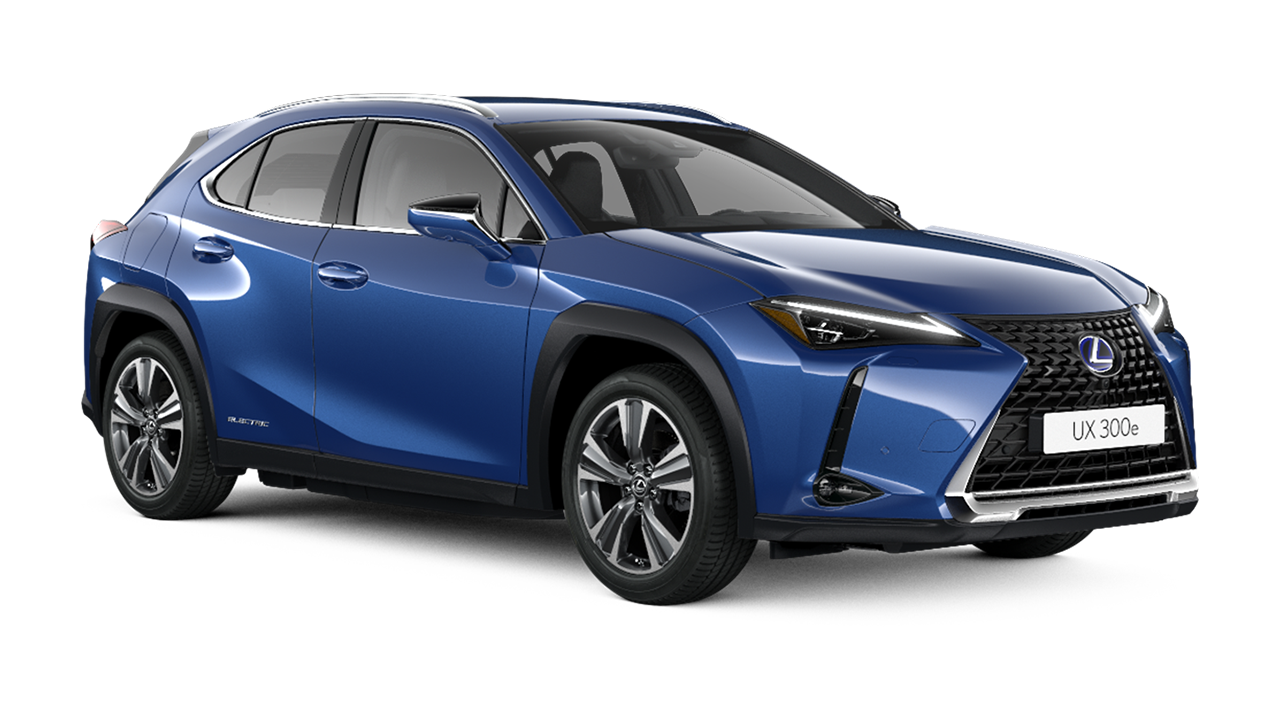 Lexus UX EV First Edition