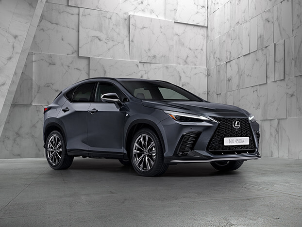 Updated 2021 lexus homepage all new nx revealed