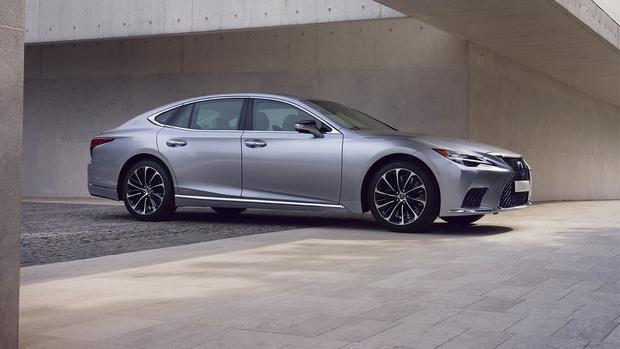 2021 lexus ls next step configure your