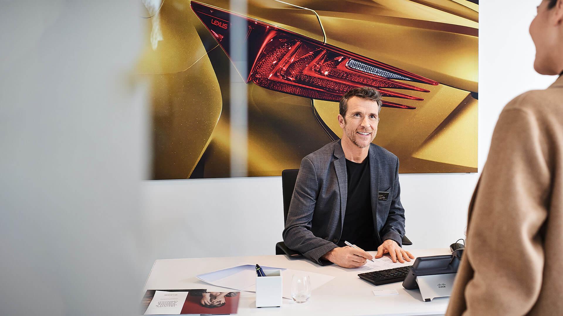 Toyota Lexus Careers Teaser Banner Hero Image