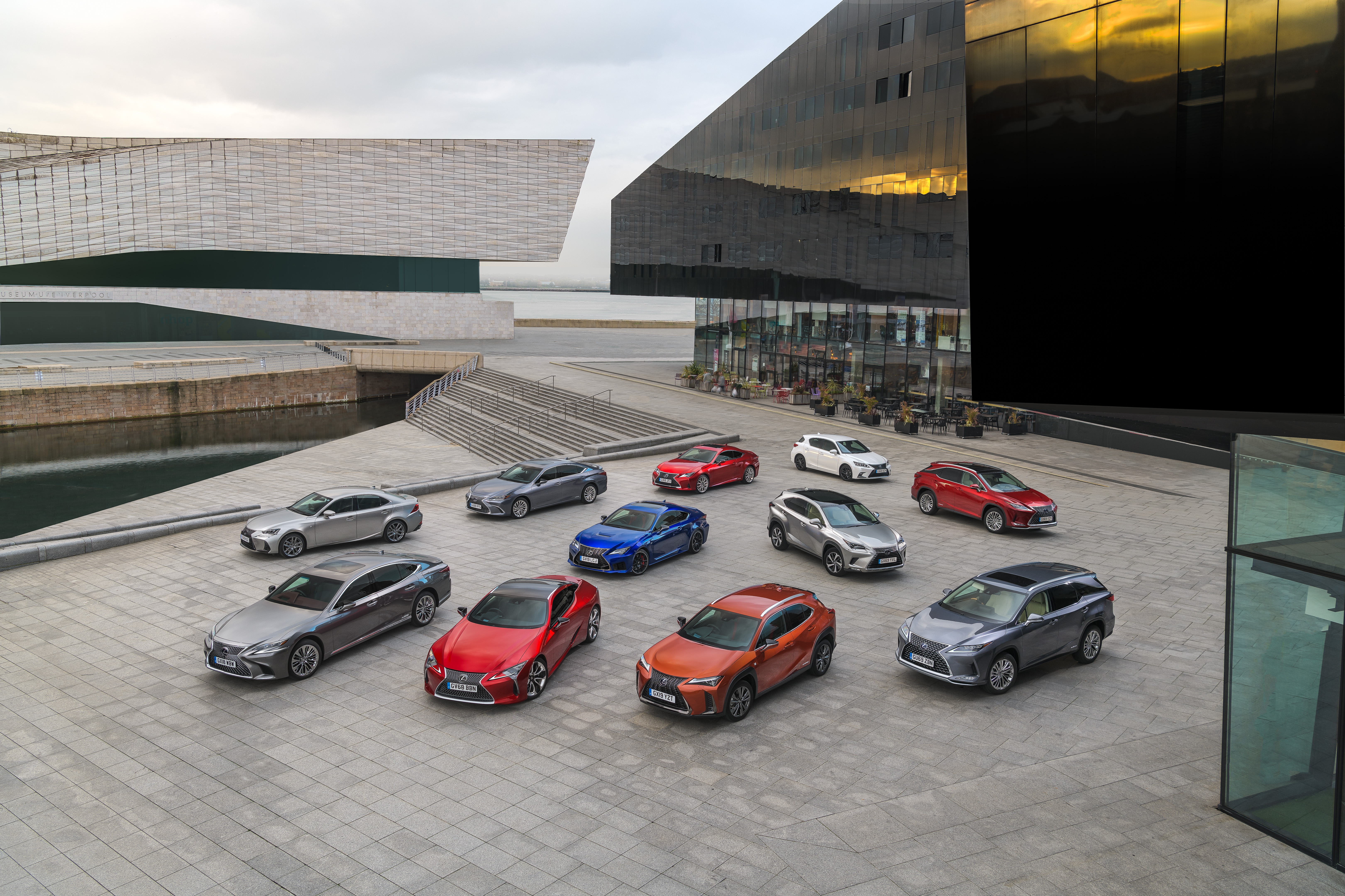 Lexus Takes Honours Image