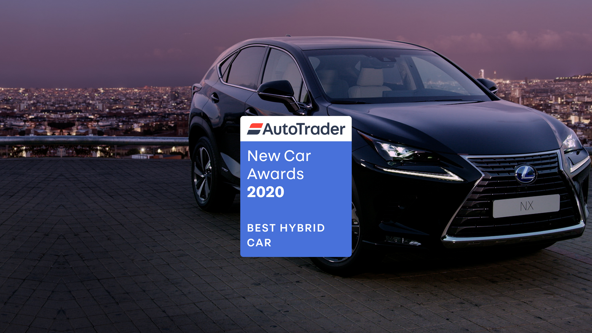 new car awards 2020 best hybrid car