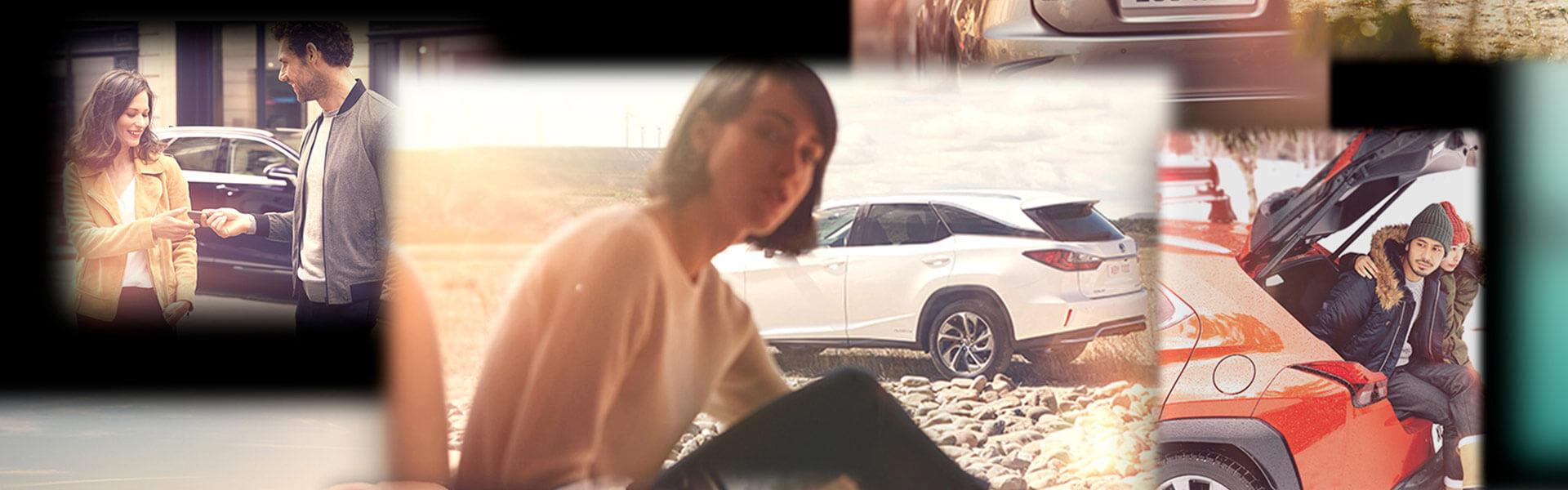 Lexus Relax Hero