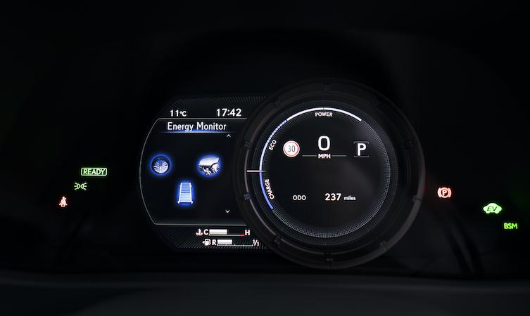 Lexus UX Interior 29