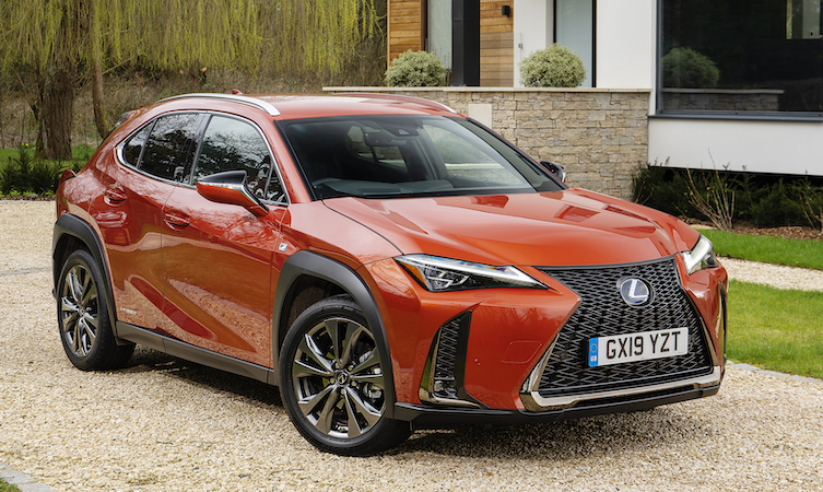Lexus named Best Car Brand in the 2019 Which Awards body image 2
