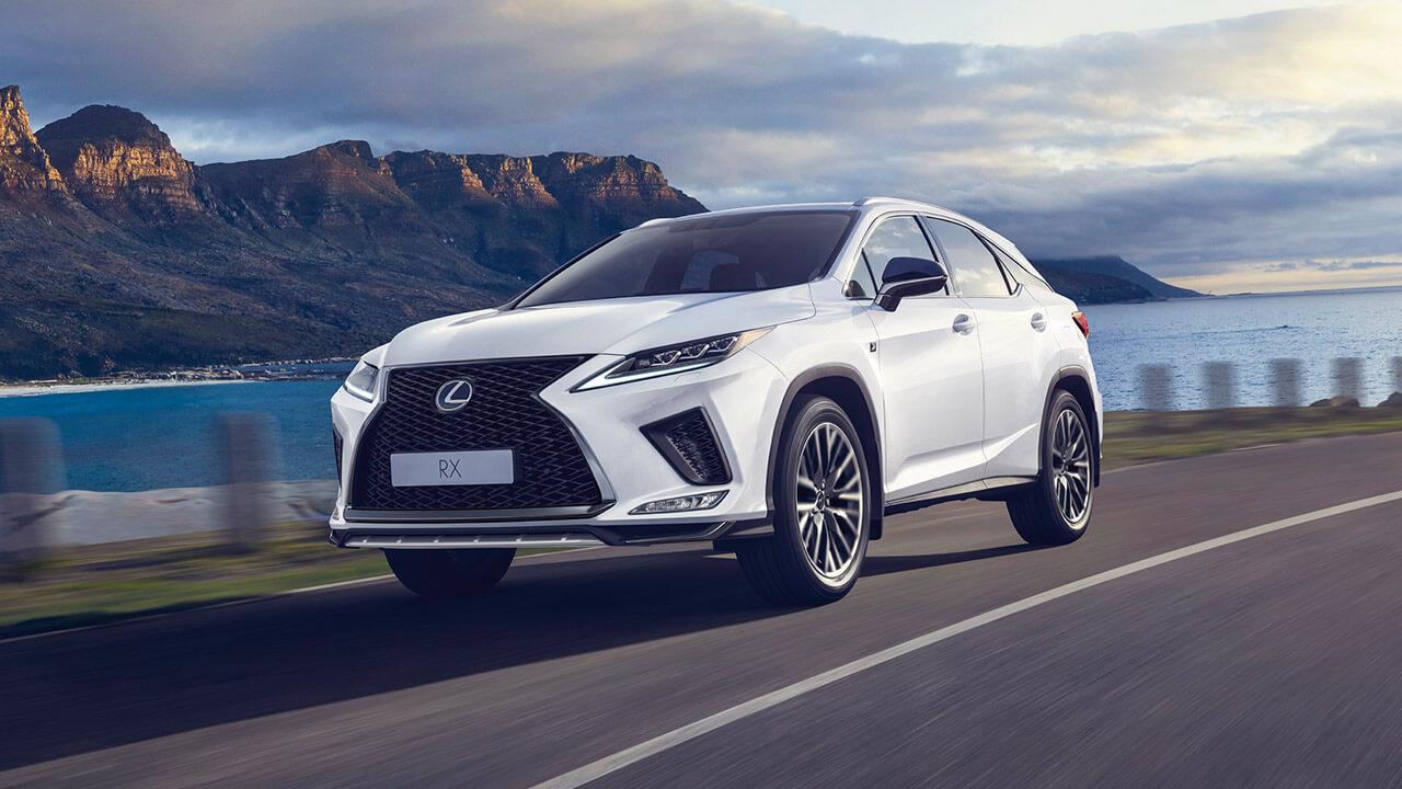 Lexus business hybrid business next steps
