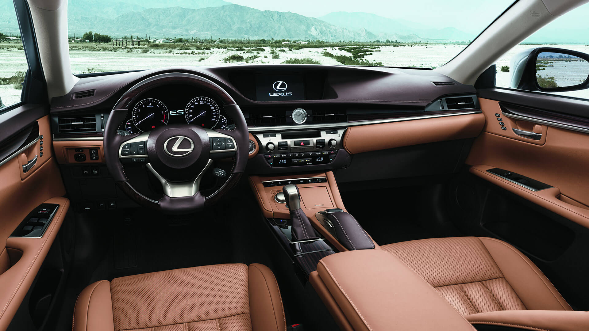 2017 lexus es gallery 020 interior