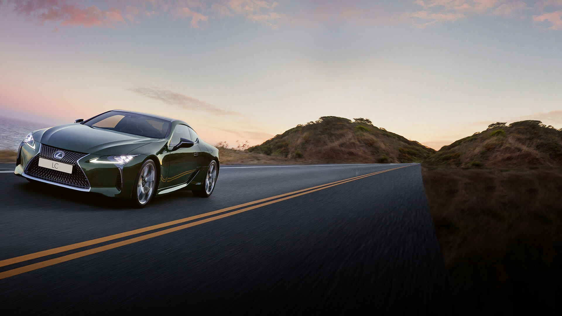 2020 lexus lc limited edition key features