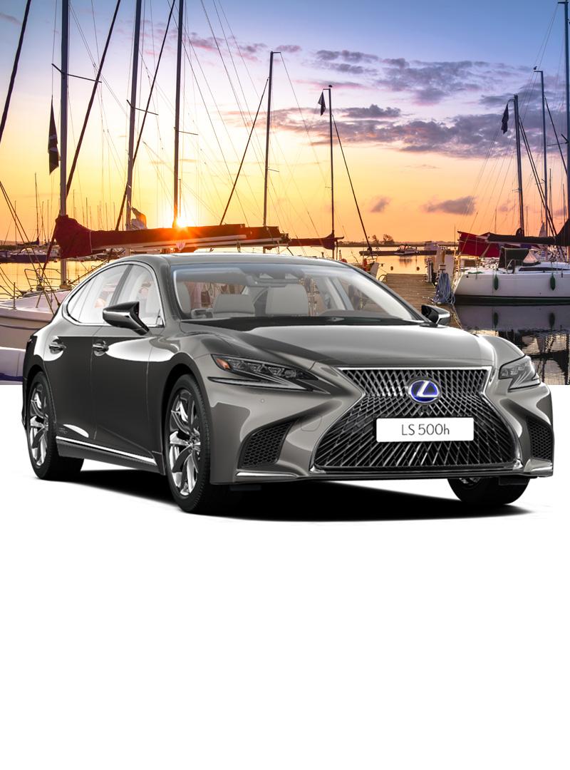 Lexus LS 500h Supreme Picture desktop