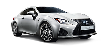 2019 lexus rc f car nav