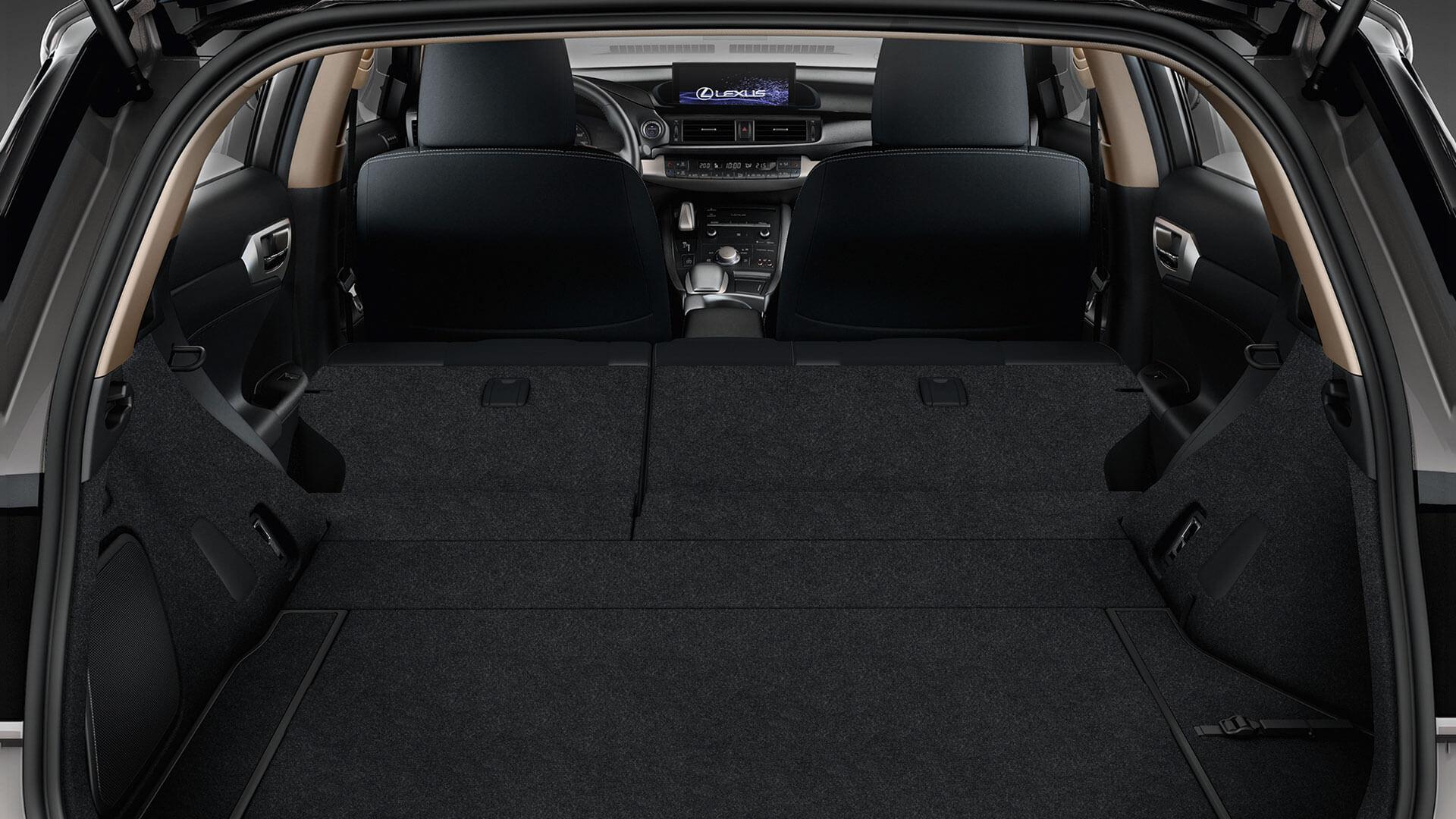 2018 lexus ct 200h my18 features compact flexibility