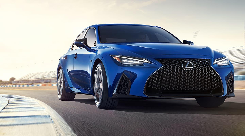 Lexus IS bold fsport style design desktop 1440x800 LEX ISG MY21 0067 M75