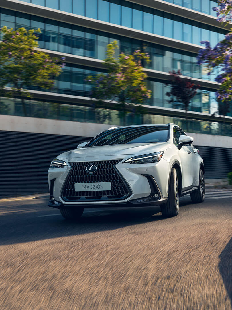 2021 nx overview class leading hybrid
