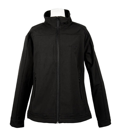 giacca softshell donna scura