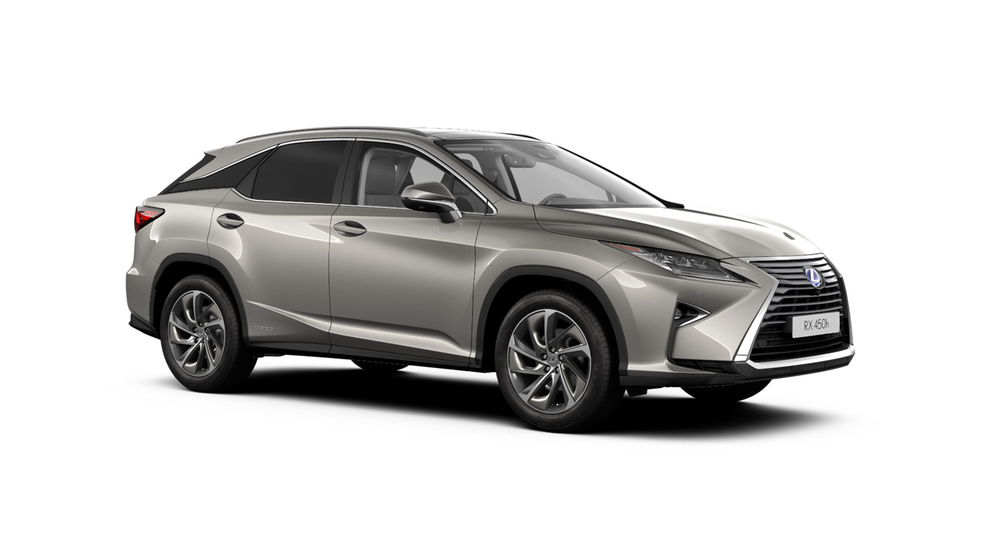 2017 lexus hybrid meet the rx ccis