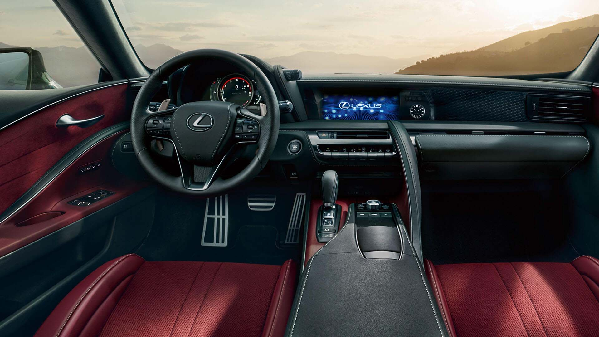 2017 lexus lc gallery 004 interior