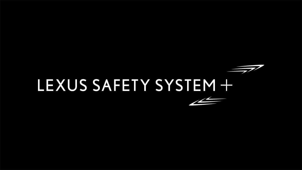2020 lexus safety system
